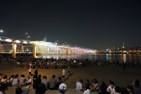 banpo bridge, seoul